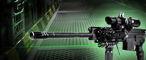 Visée Laser