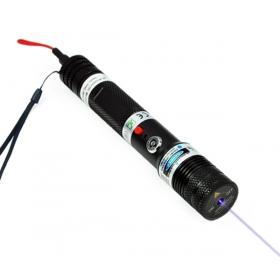 Invader Série 405nm 400mW Pointeur Laser Bleu Violet
